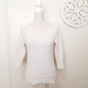 Cynthia rowley size S angora rabbit sweater